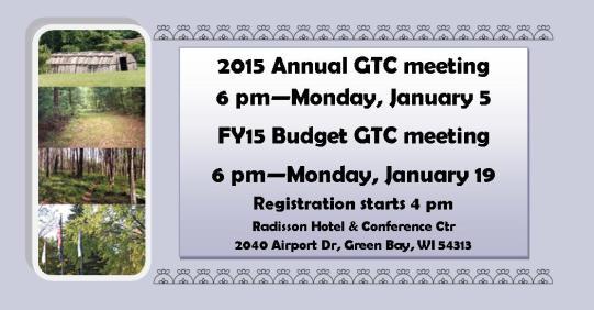 Annual GTC meeting
