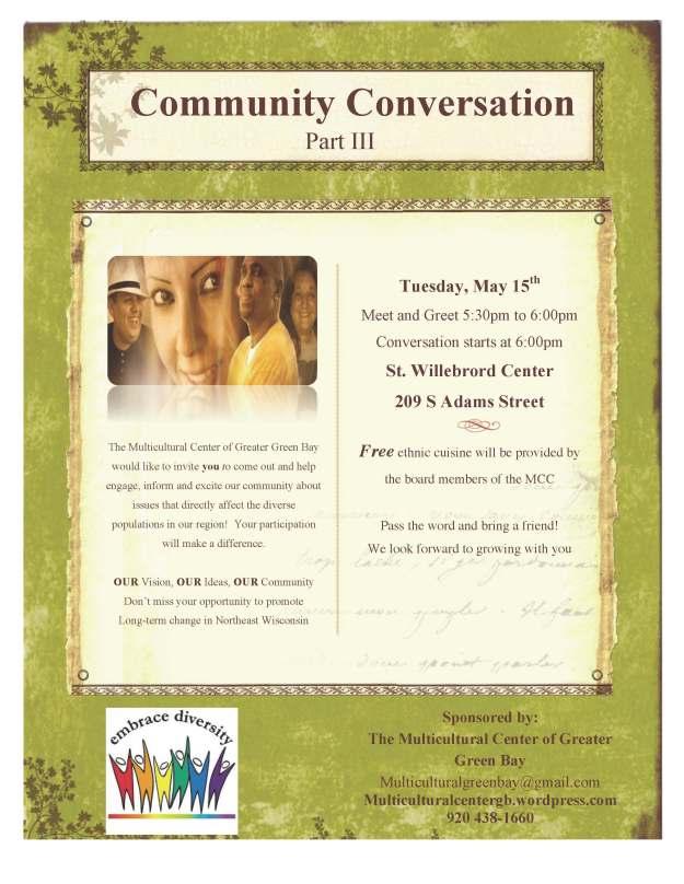 Community conversation III