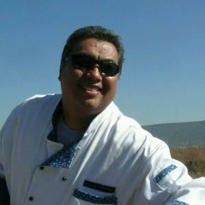 Chef Arlie at the NACA Symposium in AZ 2012.